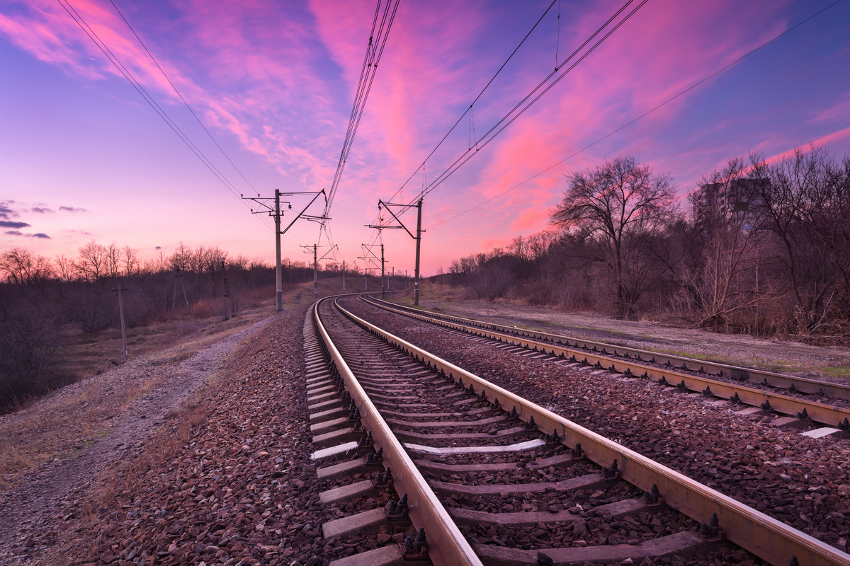 Behind the romance of rail