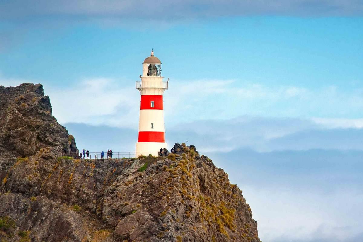 Cape Palliser Lighthouse Lookout