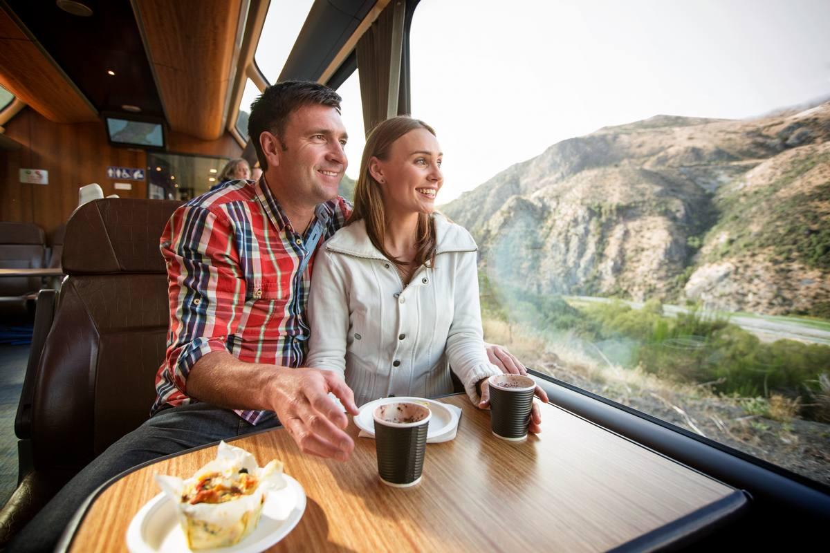 Enjoying great journeys of New Zealand