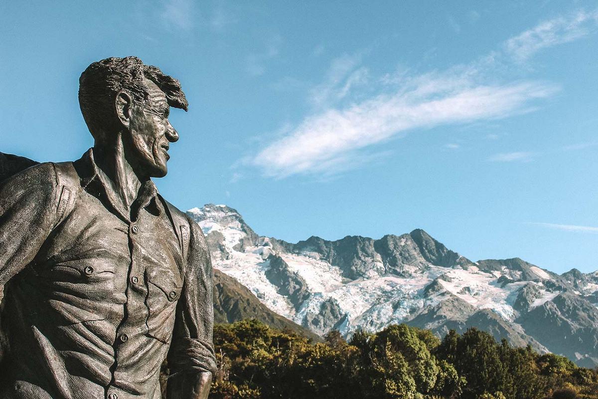 Sir Edmund Hillary Explorer Tour
