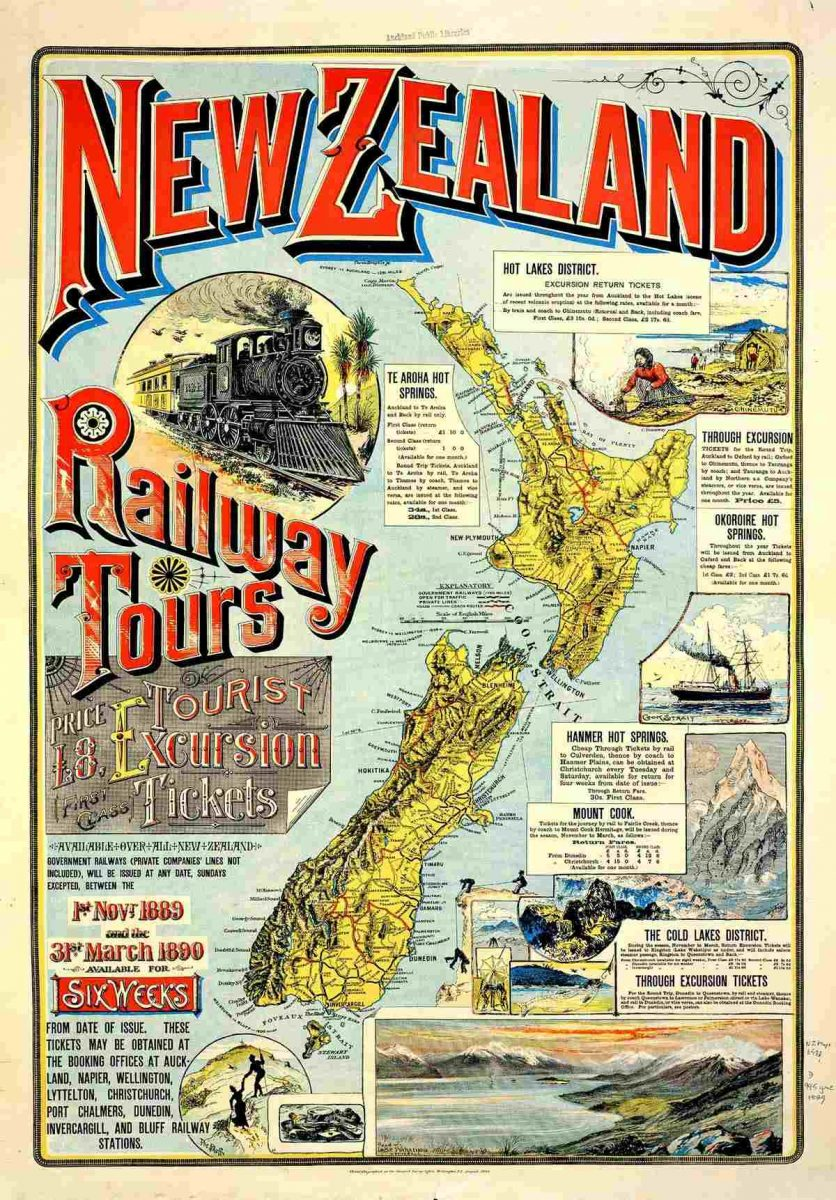 nz rail tours loco journeys