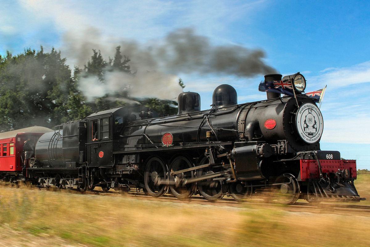 Marlborough Train Tour